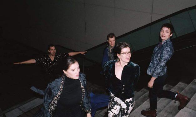 Snappy NY postpunkers Bodega live @ Kantine am Berhain 28.2