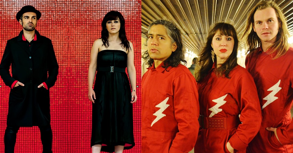 Guest list passes: Mexican Radio & i-Taki Maki double bill at Loophole presented by indieBerlin